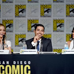 Wilmer Valderrama, Meagan Good, Laura Regan