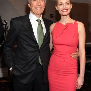Clint Eastwood, Amber Valletta