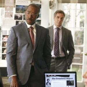Henry Czerny, Courtney B. Vance