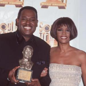 Whitney Houston, Luther Vandross