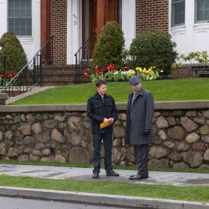 Still of Donnie Wahlberg and Will Estes in Blue Bloods 2010