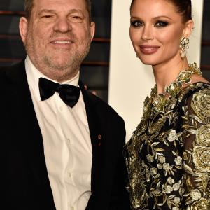 Harvey Weinstein, Georgina Chapman