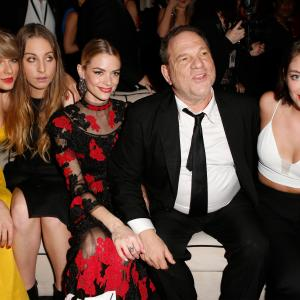 Harvey Weinstein, Jaime King, Taylor Swift, Lorde, Este Haim