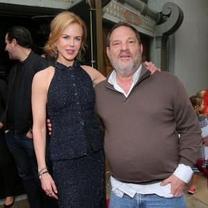 Nicole Kidman, Harvey Weinstein