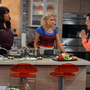 Kym Whitley, Rex Lee, Emily Osment