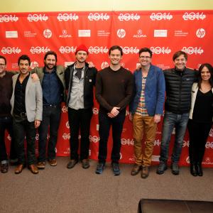 Luke Wilson, Mark Duplass, Bill Hader, Stephanie Langhoff, Jennifer Lee, Mark Heyman, Craig Johnson, Boyd Holbrook, Jacob Pechenik
