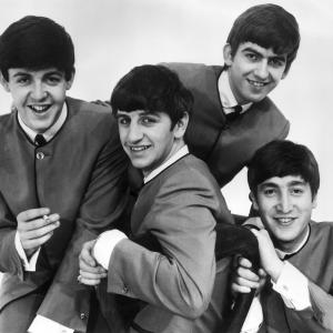 Paul McCartney, John Lennon, George Harrison, Ringo Starr, The Beatles
