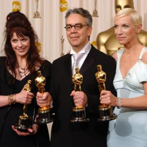 Annie Lennox, Howard Shore, Fran Walsh