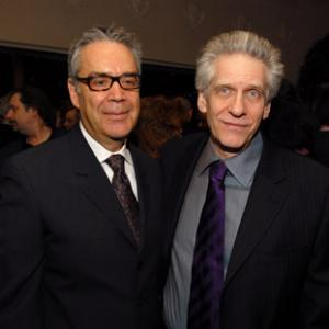 David Cronenberg, Howard Shore