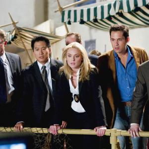 Treat Williams, Enrique Murciano, Vic Chao, Brian Shortall