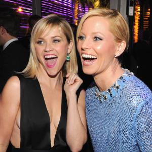 Reese Witherspoon and Elizabeth Banks