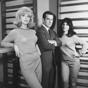 Don Adams, Patti Gilbert, Tanya Lemani