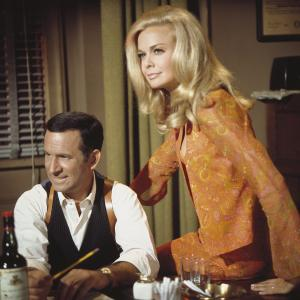 Don Adams, Lynn Borden