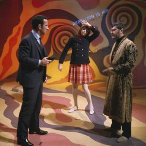 Don Adams, Barbara Feldon, Larry Storch