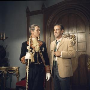 Johnny Carson, Don Adams