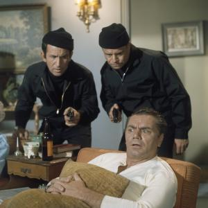 Ernest Borgnine, Don Adams, Don Rickles