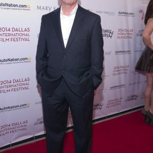 Brent Anderson, 2014 Dallas International Film Festival opening night red carpet