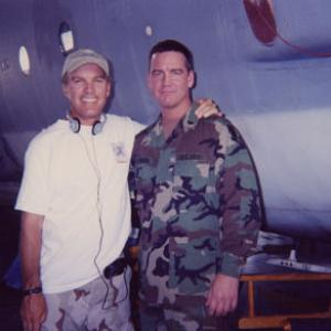 Peter Markle, Brent Anderson