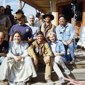 Brent Anderson, Various Cast and Crew,