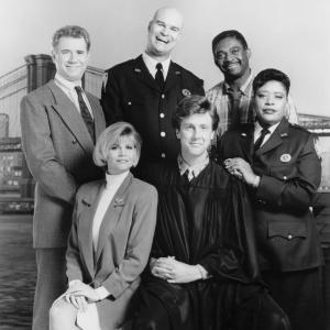 Harry Anderson, John Larroquette, Richard Moll, Markie Post, Charles Robinson