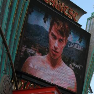 Opening of GOING DOWN IN LA-LA LAND at the Chinese Theaters in Los Angeles, May 2012.