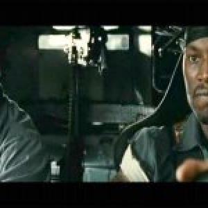 Death Race (2008) - Benz Antoine, Tyrese Gibson