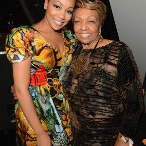 Monica Arnold, Cissy Houston