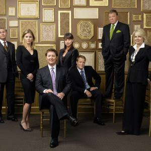Candice Bergen, William Shatner, James Spader, Rene Auberjonois, Julie Bowen, Mark Valley, Constance Zimmer