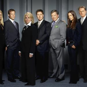 Candice Bergen, William Shatner, James Spader, Monica Potter, Rene Auberjonois, Rhona Mitra, Mark Valley