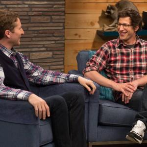 Scott Aukerman, Andy Samberg