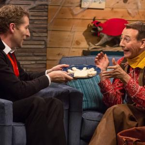Paul Reubens, Scott Aukerman