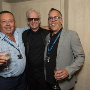 Chris Auty, Elliot Grove, John Cooper