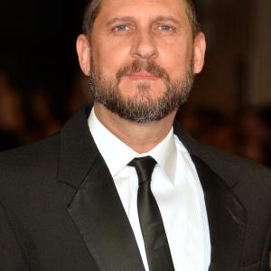 David Ayer at event of Fury (2014)