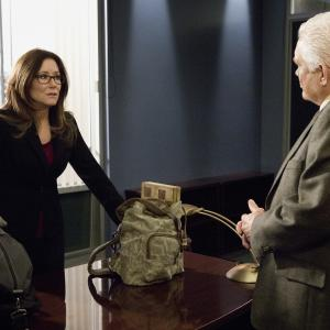 Mary McDonnell, G.W. Bailey