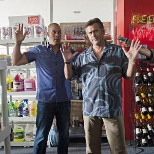 Coby Bell, Bruce Campbell