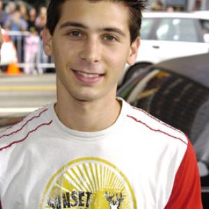 Justin Berfield at event of The Polar Express (2004)