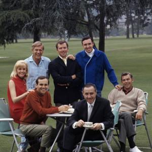 Jim Nabors, Ken Berry, Andy Griffith, Richard O. Linke, Ronnie Schell, Jerry Van Dyke