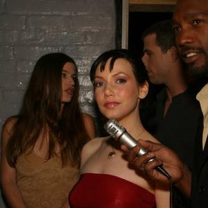 James Black and Lisa Valerie Morgan in The Food Chain A Hollywood Scarytale 2005