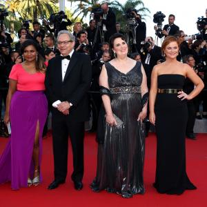 Lewis Black, Amy Poehler, Phyllis Smith, Mindy Kaling, Andreas Rentz