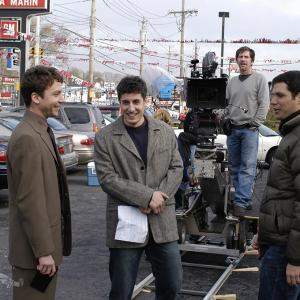 Jason Biggs, Michael Ian Black, Michael Weston