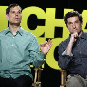 Michael Ian Black, Michael Showalter