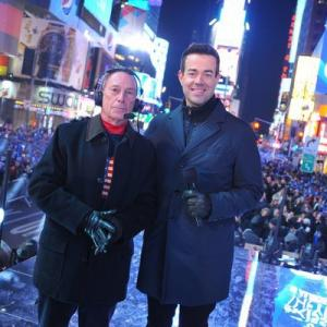 Carson Daly, Michael Bloomberg