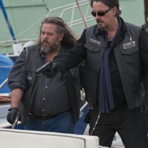 Mark Boone Junior, Tommy Flanagan