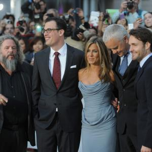 Jennifer Aniston, Tim Robbins, Mark Boone Junior, Will Forte, Daniel Schechter