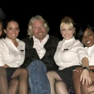 Still of Richard Branson in Fly Girls (2010)
