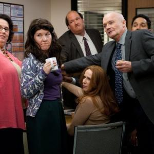 Creed Bratton, Kate Flannery, Phyllis Smith, Brian Baumgartner
