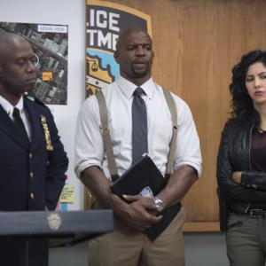 Andre Braugher, Terry Crews, Stephanie Beatriz