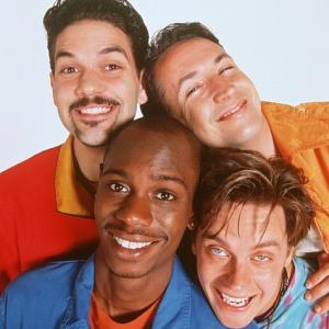 Harland Williams, Jim Breuer, Dave Chappelle, Guillermo Díaz
