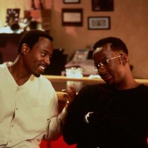 Martin Lawrence, Bobby Brown