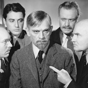 Man With Nine Lives The Boris Karloff 1940 Columbia IV